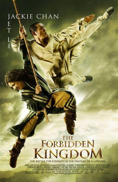 Zakazane Kr�lestwo / The Forbidden Kingdom (2008) Lektor PL